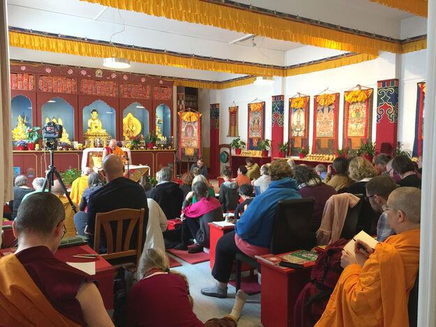 Foto Tibetzentrum
