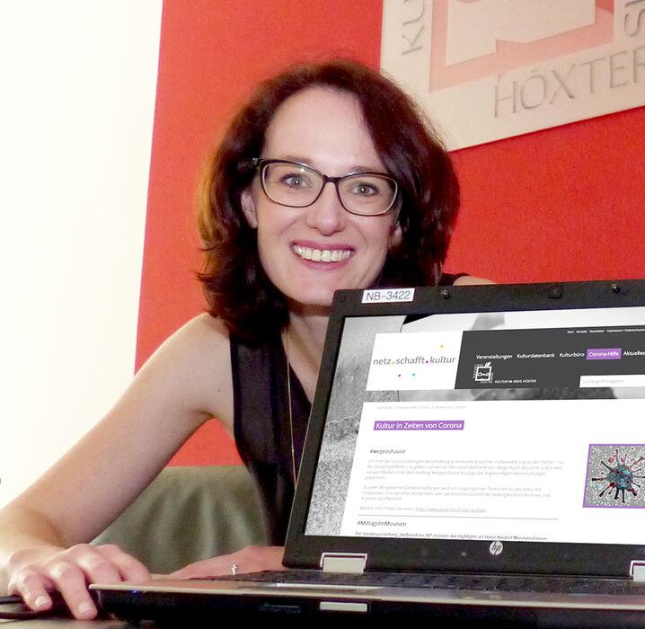 Kulturförderung kleinere Projekte - Julia Siebeck