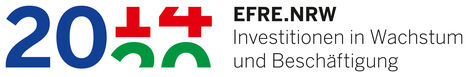 Smart Country Side Logo EFRE NRW
